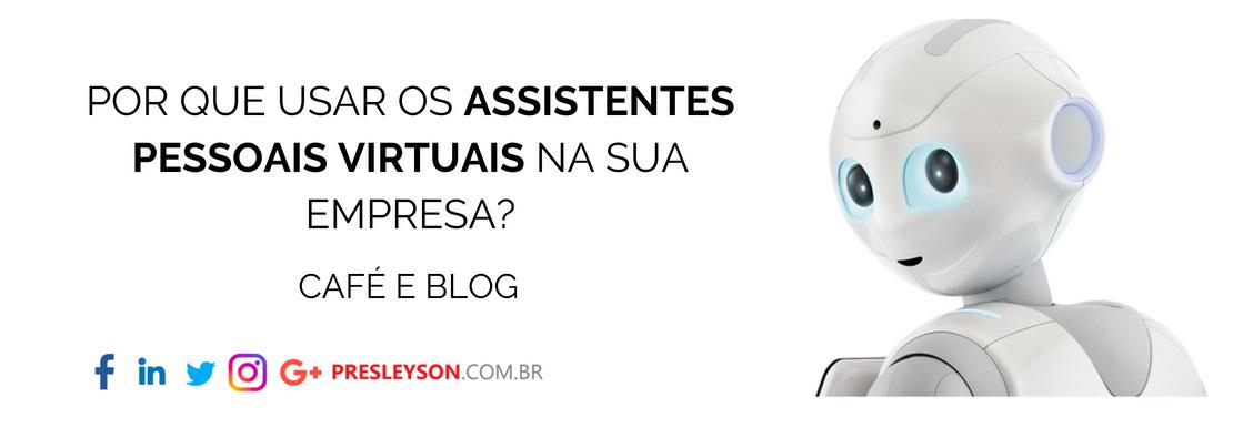 Assistente Pessoais Virtuais