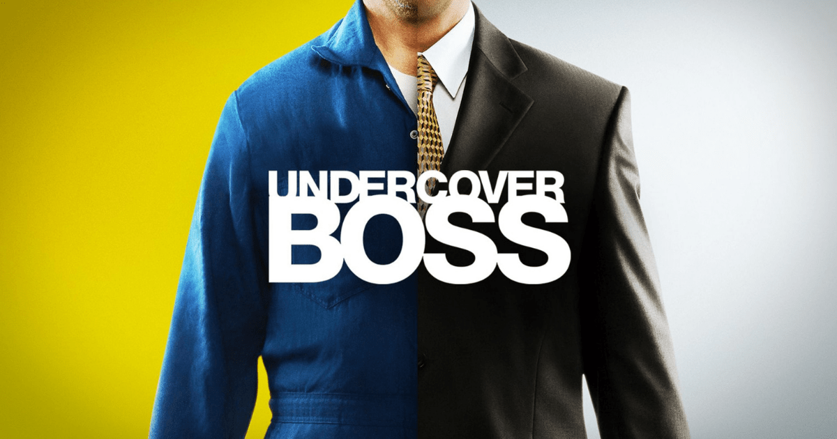 Undercover Boss 2019